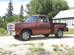 parts4darts 1980 Dodge D150 Club Cab