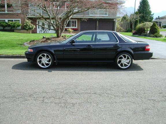 bigterry 1994 Acura Vigor 2988825
