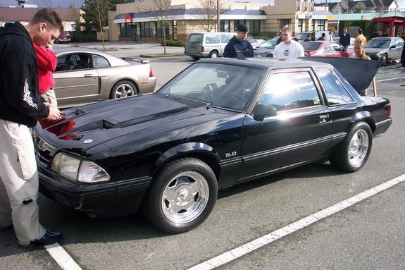 Another rmacallister 1991 Ford Mustang post... - 2987250