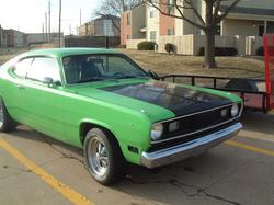 roycedr 1971 Plymouth Duster