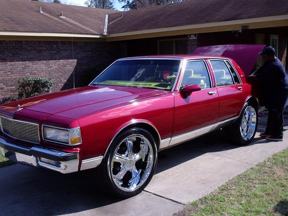 Another Kaos27 1987 Chevrolet Caprice post... - 2991640