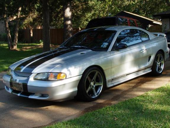 Eleanor98 1998 Ford Mustang Specs Photos Modification