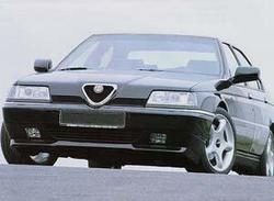 Another corse 1994 Alfa Romeo 164 post... - 3000222