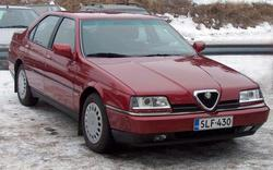Another corse 1994 Alfa Romeo 164 post... - 3000228