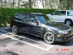Another 4UtwoEnvy 2003 Mitsubishi Galant post... - 3000436