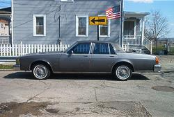 Biggnwhites 1985 Oldsmobile 88