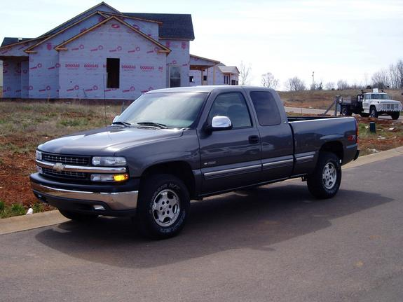 amos90 39 s 1999 chevrolet silverado 1500 regular cab in clarksville tn. Black Bedroom Furniture Sets. Home Design Ideas