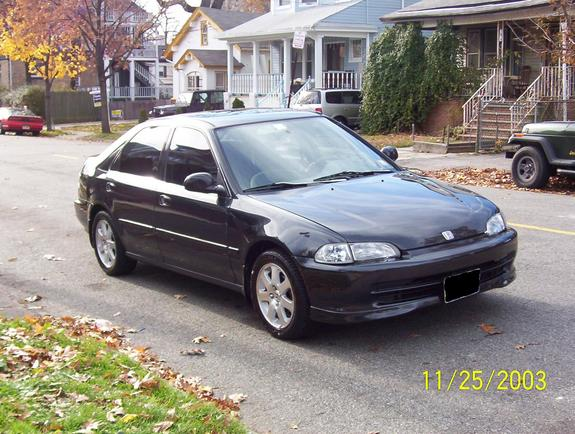 Ackman 1993 Honda Civic