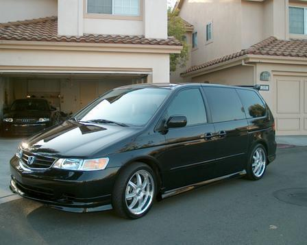 007ody 2003 honda odyssey specs photos modification info. Black Bedroom Furniture Sets. Home Design Ideas
