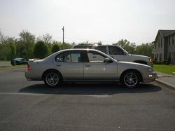 96sleepers 1996 Nissan Maxima