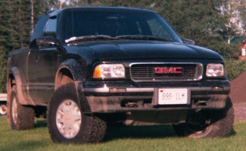 96ZR2Highrider's 1996 GMC Sonoma Club Cab