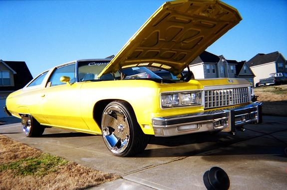 Another obsessioncc 1975 Chevrolet Caprice post... - 3011592