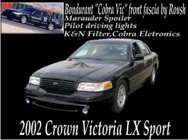 Br549x 2002 Ford Crown Victoria Specs Photos Modification Info At