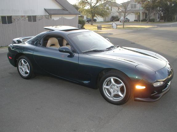 atx rx7 1995 mazda rx 7 specs photos modification info at cardomain. Black Bedroom Furniture Sets. Home Design Ideas