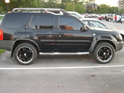 ironman11s 2000 Nissan Xterra