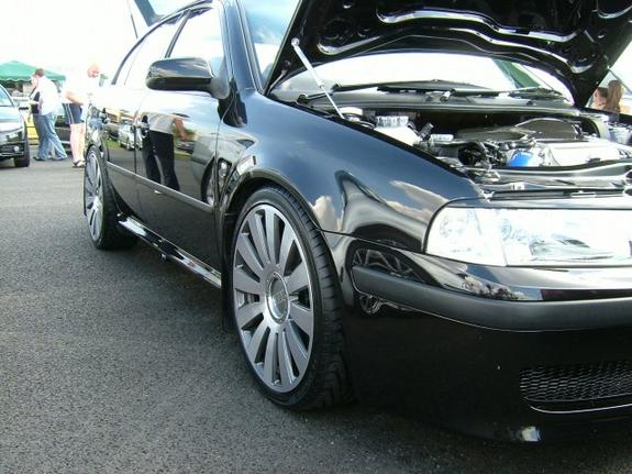Another octyvrs 2004 Skoda Octavia post... - 3016232