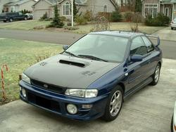 extankers 2001 Subaru Impreza