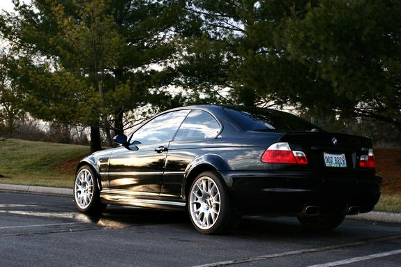 Another 007boarder 2002 BMW M3 post... - 3019096