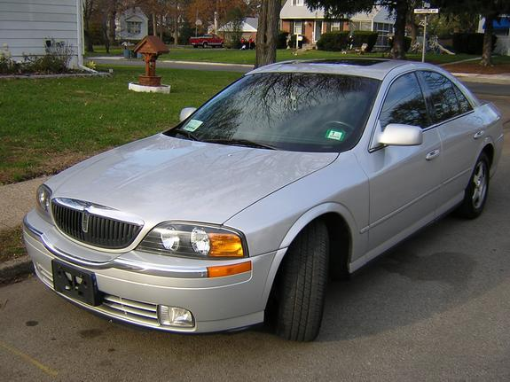 Another ronsls 2000 Lincoln LS post... - 3021420