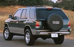 Johnnysride2 1994 Isuzu Rodeo