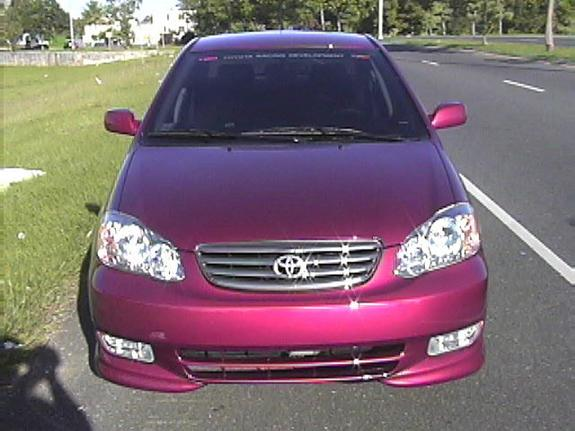 Another Corolla_S_Dude 2004 Toyota Corolla post... - 3023702