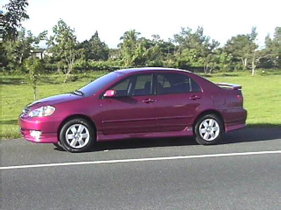 Another Corolla_S_Dude 2004 Toyota Corolla post... - 3023704