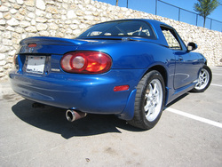 Mazdaspeedgirls 1999 Mazda Miata MX-5