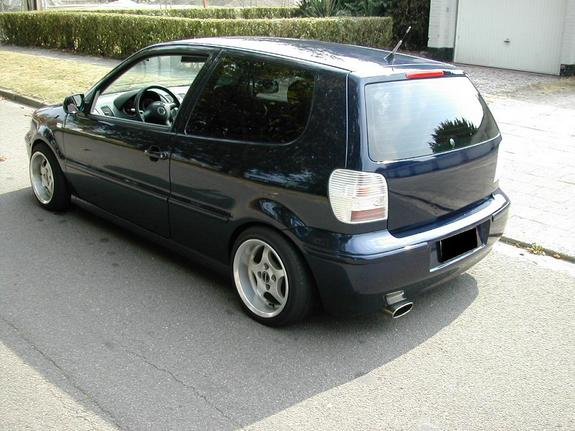 chromex 2001 volkswagen polo specs photos modification info at cardomain. Black Bedroom Furniture Sets. Home Design Ideas