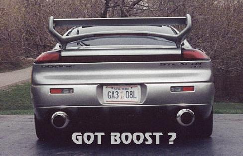 Another toyotatonkatruck 1994 Dodge Stealth post... - 3027381