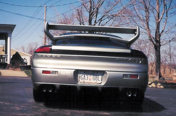 Another toyotatonkatruck 1994 Dodge Stealth post... - 3027382