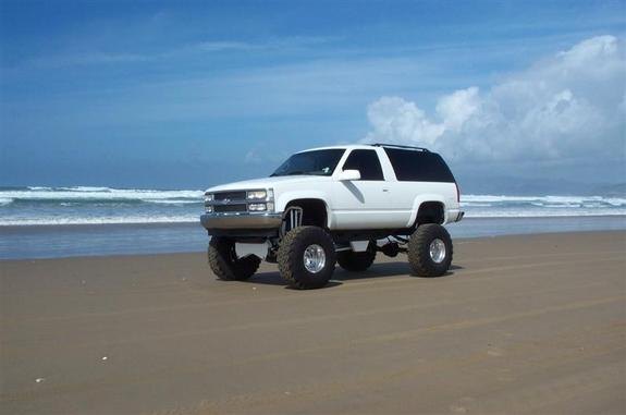 Lifted96Chevy's 1996 Chevrolet Tahoe