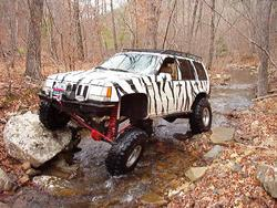 ZebraJeep 1998 Jeep Grand Cherokee