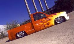 yellowsilverado 1992 Chevrolet C/K Pick-Up