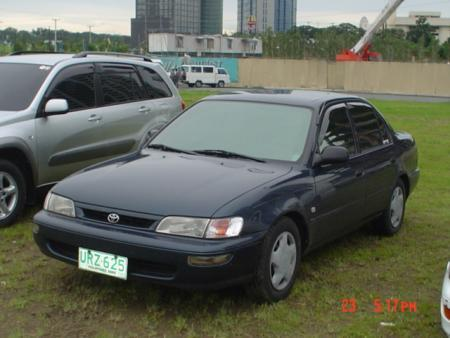 Another miketejero 1997 Toyota Corolla post... - 3034116
