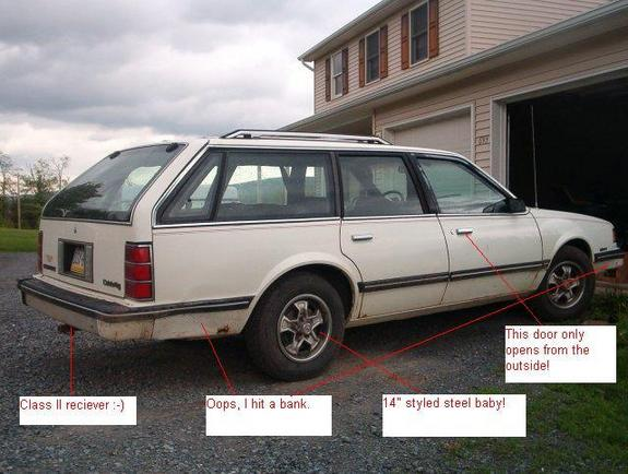 1989 Chevy Celebrity Wagon - Maintenance/Repairs - Car ...