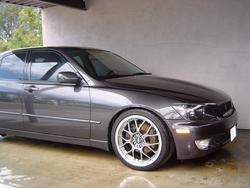chaostheory 2002 Lexus IS