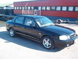 fount 2005 Kia Optima