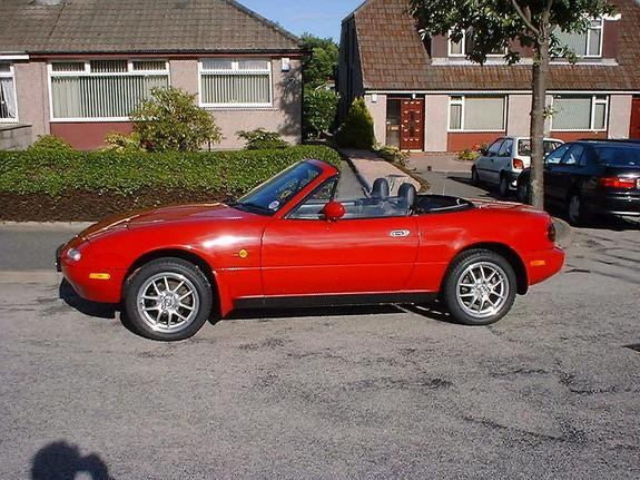 sgunn 1996 mazda miata mx 5 specs photos modification info at cardomain. Black Bedroom Furniture Sets. Home Design Ideas