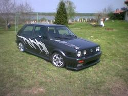 golfgti8vs 1986 Volkswagen Golf