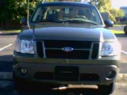 Connivel 2003 Ford Explorer Sport Trac