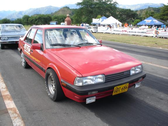 Another carlosgonzalez 1988 Mazda 626 post... - 3047897