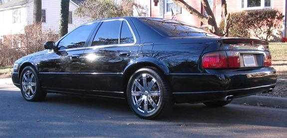Another bharner 1998 Cadillac Seville post... - 3048168