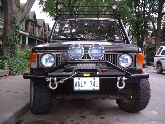 snowshiptrooper 1989 Isuzu Trooper Specs, Photos