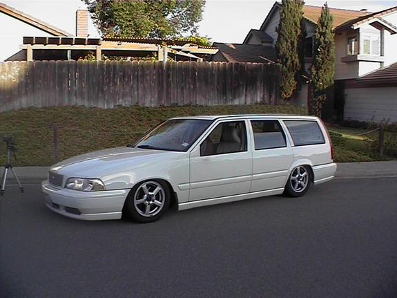 Another sweedtun3o7 1999 Volvo V70 post... - 3048848
