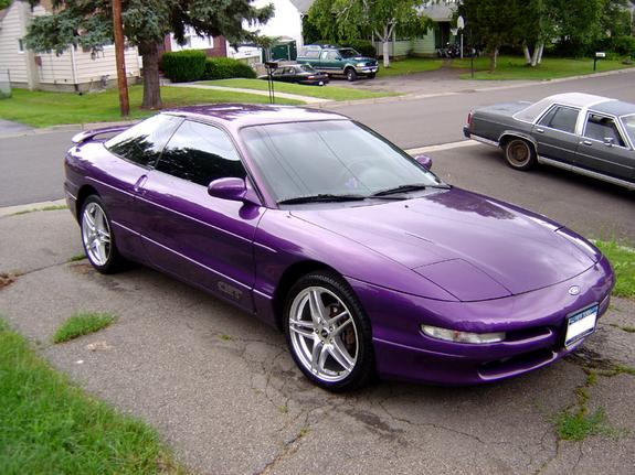 PurplePplEater 1995 Ford Probe Specs Photos Modification