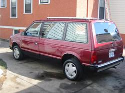 voyagerturbo 1989 Plymouth Voyager