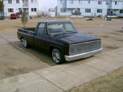 Another shavedchevy86 1986 Chevrolet C/K Pick-Up post... - 3052457
