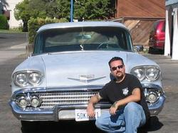 tat2guy2 1958 Chevrolet Biscayne