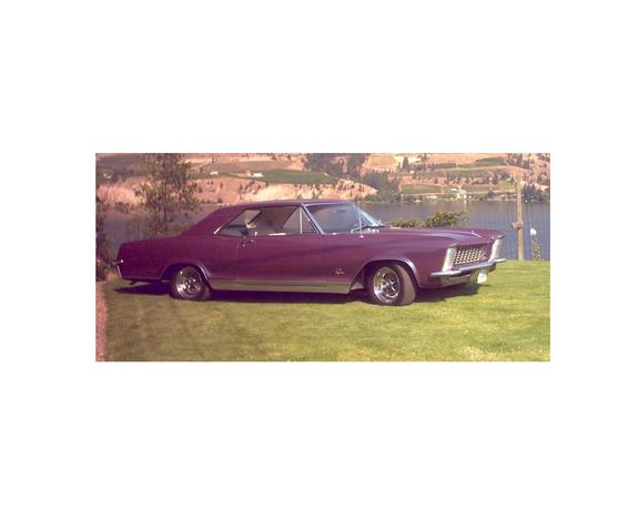 Another Buzz22 1965 Buick Riviera post... - 3056271