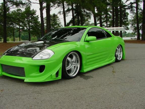 Greengsr97 2003 Mitsubishi Eclipse Specs  Photos